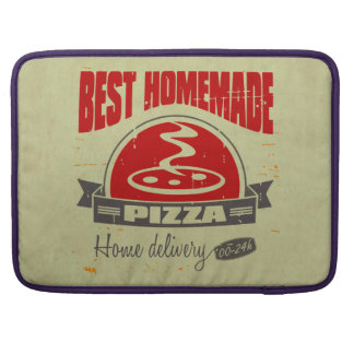 Pizza Sleeves For MacBook Pro