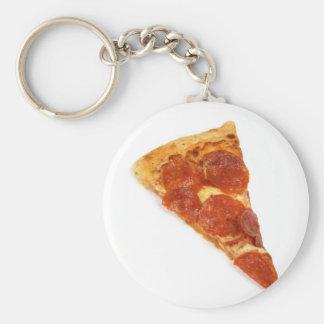 Pizza Slice - A Slice Of Pizza Keychain