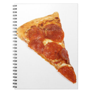 Pizza Slice - A Slice Of Pizza Spiral Notebook