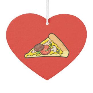 Pizza slice air freshener