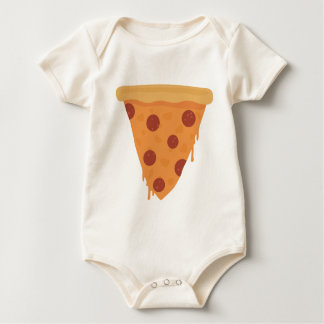 Pizza Slice Baby Bodysuit