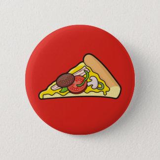 Pizza slice button