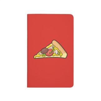 Pizza slice journal