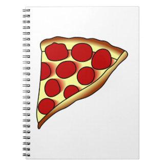 Pizza Slice Notebook