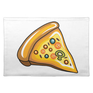 Pizza Slice Place Mats