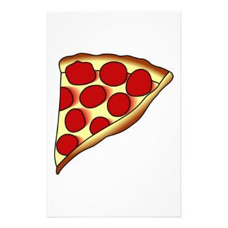 Pizza Slice Stationery