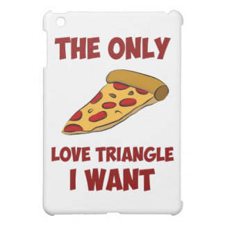 Pizza Slice - The Only Love Triangle I Want Cover For The iPad Mini