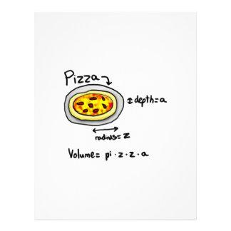 """Pizza solucionada folleto 8.5"""" x 11"""""""