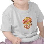 Pizza Spins Tee Shirt