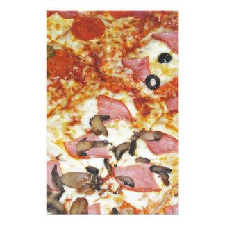 Pizza Stationery