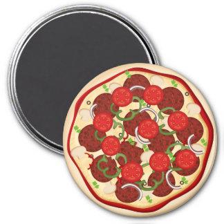 Pizza Supreme Magnet