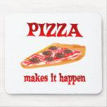 Pizza Tapetes De Raton