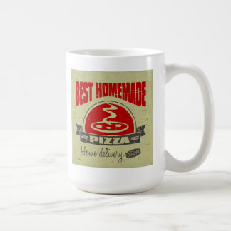Pizza Taza De Café