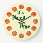 Pizza Time Clock