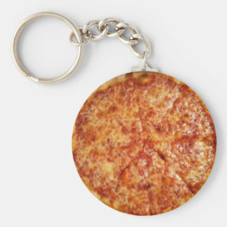 Pizza Time! Keychain