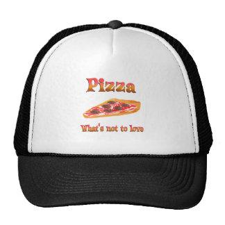 Pizza to Love Trucker Hat