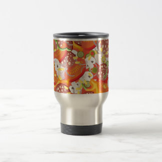 Pizza Travel Mug