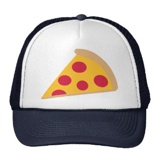 Pizza Trucker Hat