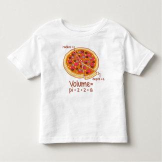 Pizza Volume Mathematical Formula = Pi*z*z*a Shirts