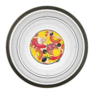 Pizza Pet Bowl