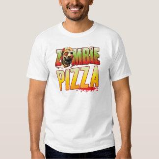 Pizza Zombie Head Shirts