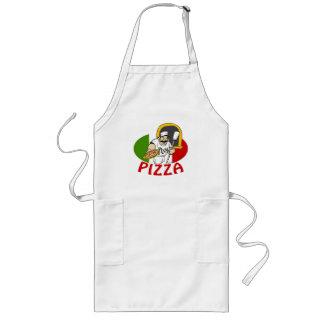 Pizzaiolo and Pizza Long Apron