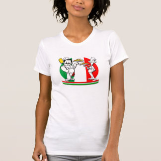 pizzaiolo logo shirt