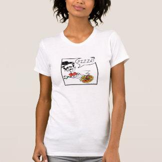 pizzaiolo logo tee shirt