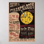 Pizzapalooza 2010 print