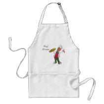 Pizzaria Chef Adult Apron