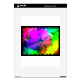Pizzazz Skin For iPad