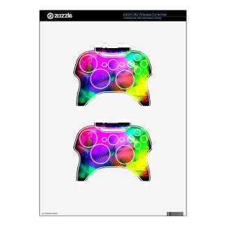 Pizzazz Xbox 360 Controller Skin