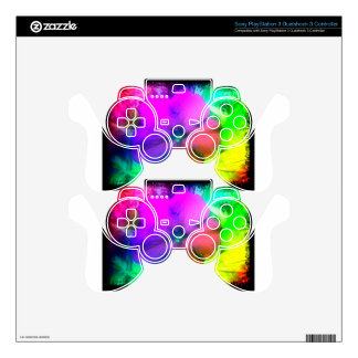 Pizzazz PS3 Controller Decal