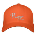 Pizzecci, guitars embroidered baseball cap