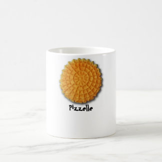 Pizzelle cookie mug