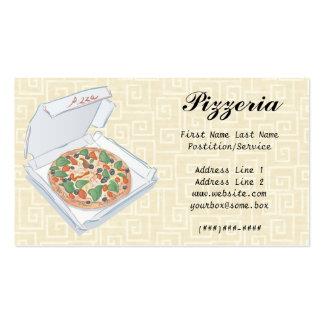 Pizzeria Business Card