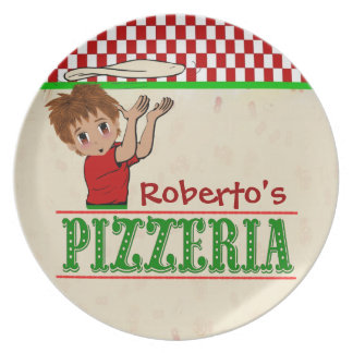 Pizzeria Party Plate