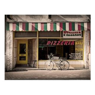 Pizzeria Postcard
