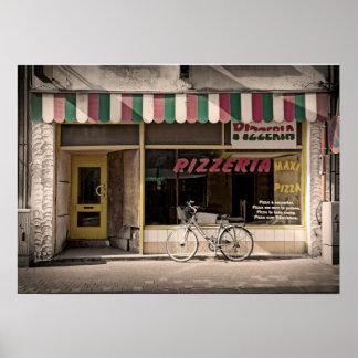 Pizzeria Poster