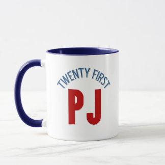 PJ 21st Chicago Mug