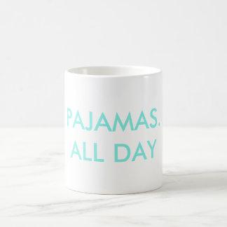PJ All Day Coffee Mug