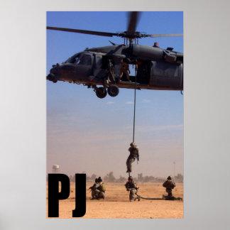 PJ Insert Poster