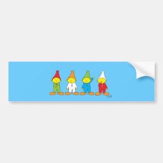 PJ Kaye 01 Bumper Stickers