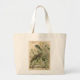 PJ Smith - Chameleons Canvas Bags