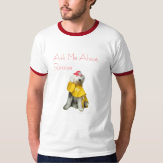 PJ TSHIRT, Ask Me About Rescue T-Shirt