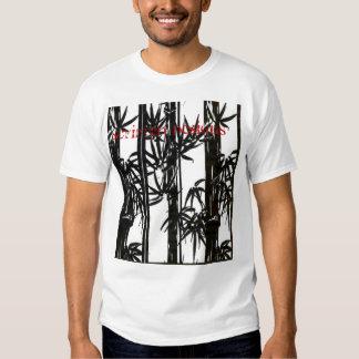 pjjapbamboo, Scripted Designs T-Shirt