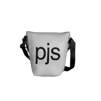 pjs.ai messenger bags
