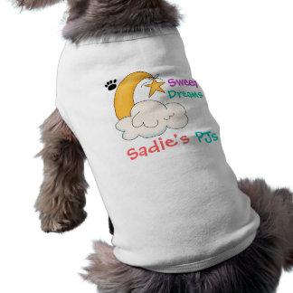 PJs de los perritos por SRF Camiseta De Perrito