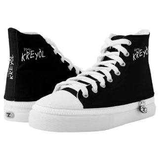 PK Black Sensation High-Top Sneakers