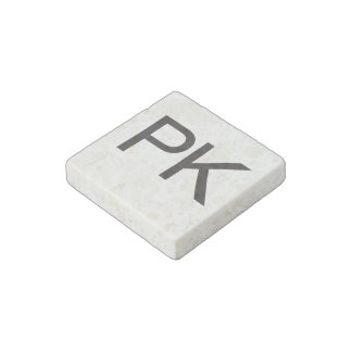 PK STONE MAGNET